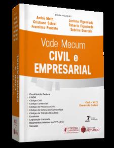 VADE MECUM CIVIL E EMPRESARIAL (2019)